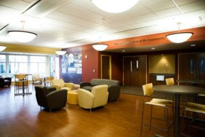 Café Area (Loux Center)
