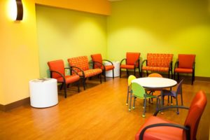Children's Waiting Room (Loux Center)