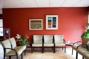Inpatient Waiting Area (Recovery Center)