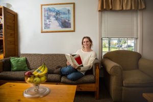 Laura benefitted greatly from Penn Foundation's Village of Hope