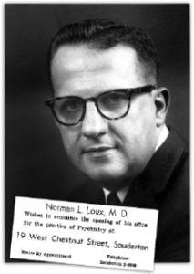 Dr. Norman L. Loux, M.D.